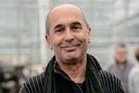 Don Winslow at the Leipzig Book Fair in 2016.  (Jens Schlueter/Getty Images)