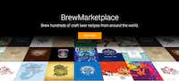 Brewers can pick from dozens of beers in the PicoBrew.com BrewMarketplace(PicoBrew)