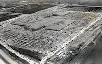 Big Town Mall, torn down in 2006, was Texas first shopping mall.(DMN files)