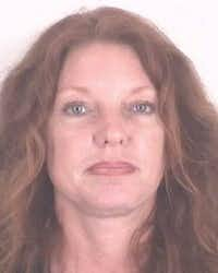 Tonya Couch(Tarrant County Sheriff's Department)