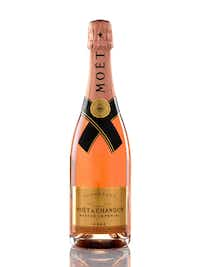 Moet & Chandon Nectar Imperial Rose Champagne (Alain GELBERGER/Moet & Chandon)