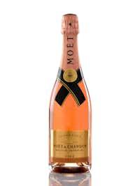 Moet & Chandon Nectar Imperial Rose Champagne(Alain GELBERGER/Moet & Chandon)