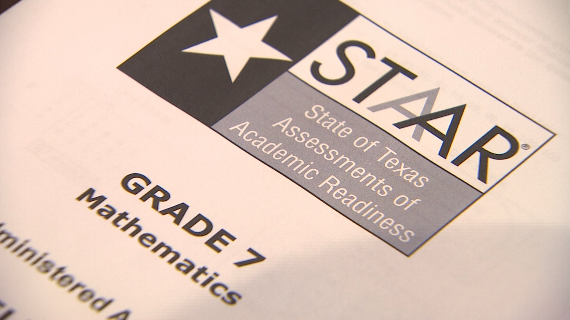texas students losing ground on staar tests education
