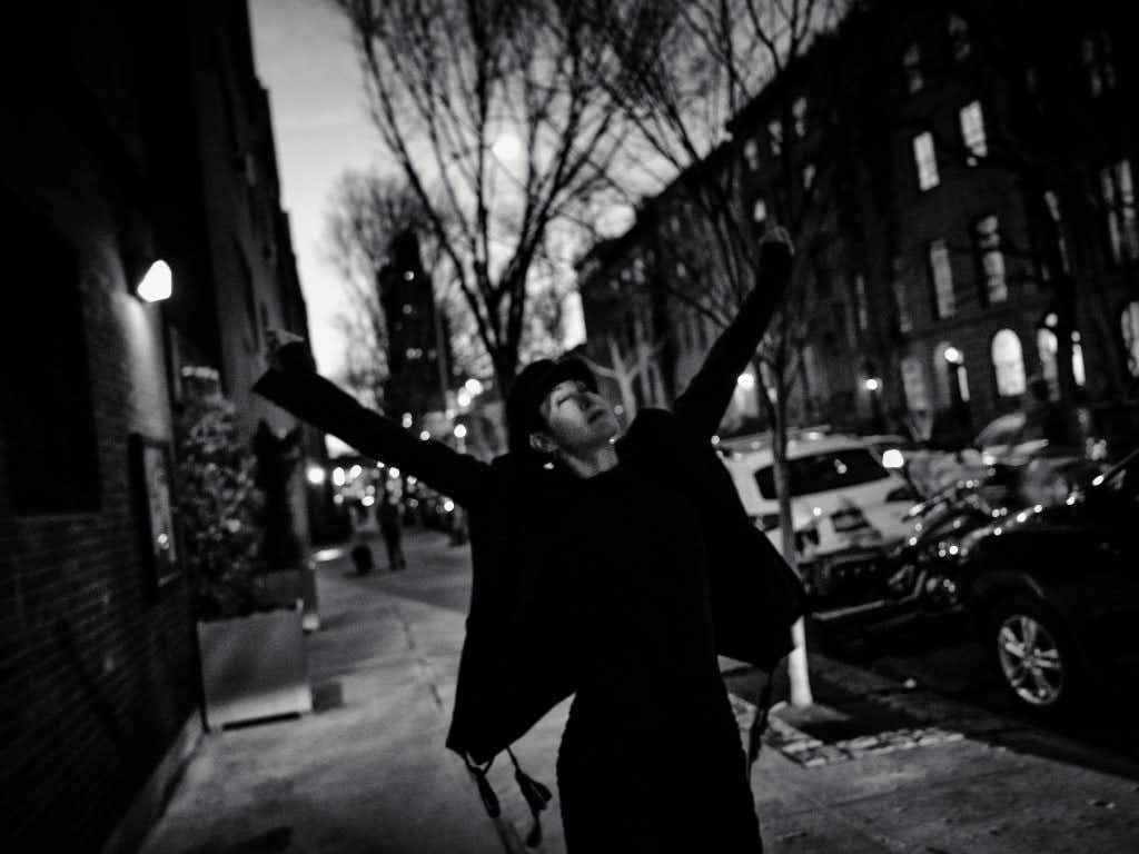 Michelle Shocked, photographed in her New York Chelsea neighborhood The Dallas Morning News (Chad Batka/Special Contributor)