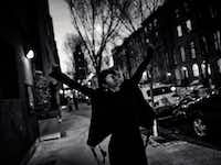 Michelle Shocked, photographed in her New York Chelsea neighborhood The Dallas Morning News(Chad Batka/Special Contributor)