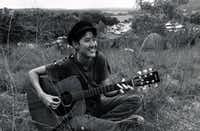 Michelle Shocked in a pre-1994 publicity photo(The Dallas Morning News archives)