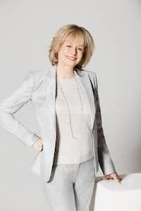 Author Kathy Reichs(Marie-Reine Mattera)