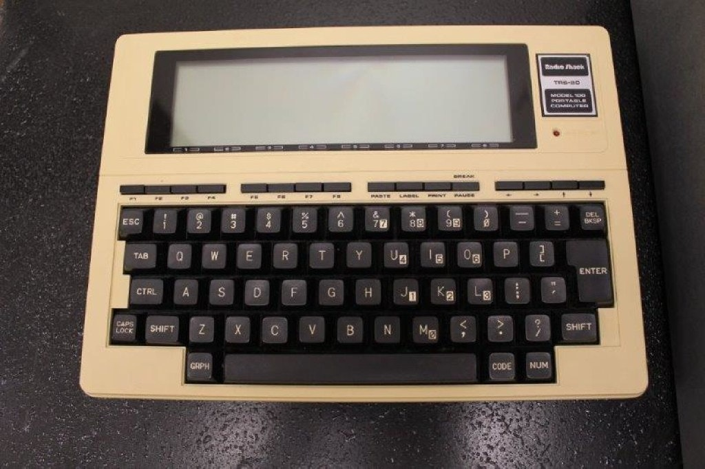 Release Your Inner Geek: RadioShack Auction Items Include TRS 80s And Early  Lance Armstrong Gear   Retail   Dallas News