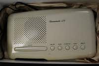 This RadioShack Chromatic-278 clock radio and other RadioShack items are being auctioned July 10 as part of the company's bankruptcy.(UBid Estate & Auction Services)