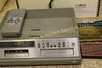 "<p>Only four bids had come in as of July 4 for a RadioShack Duofone Microprocessor, which looks like a souped-up answering machine. It's waiting for someone to top a $3.50 bid by someone named ""Bucket of Rage.""</p>(UBid Estate & Auction Services/<p><br></p><p><br></p>)"