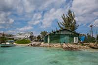 Ansil Saunders' boat house, North Bimini. (Brian Irwin/Special Contributor )