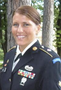"<p><span style=""font-size: 1em; background-color: transparent;"">Sgt. Kim Agar was diagnosed with a traumatic brain injury in May 2011.</span></p>(Courtesy of family)"