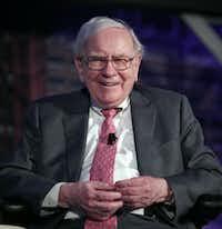 Warren Buffett(Getty Images/2014 File Photo)