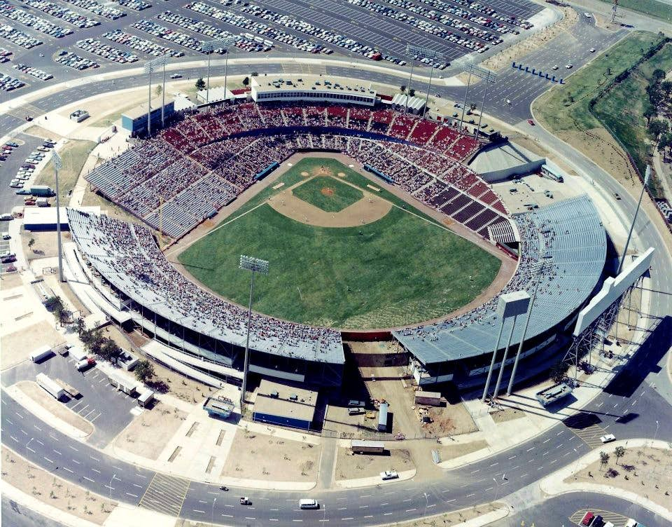 Remember Arlington Stadium Take Time To Savor This