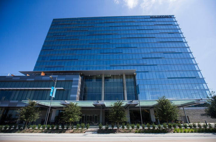 Sam Moon Family Opens One Plano Hotel Makes Plans For Another