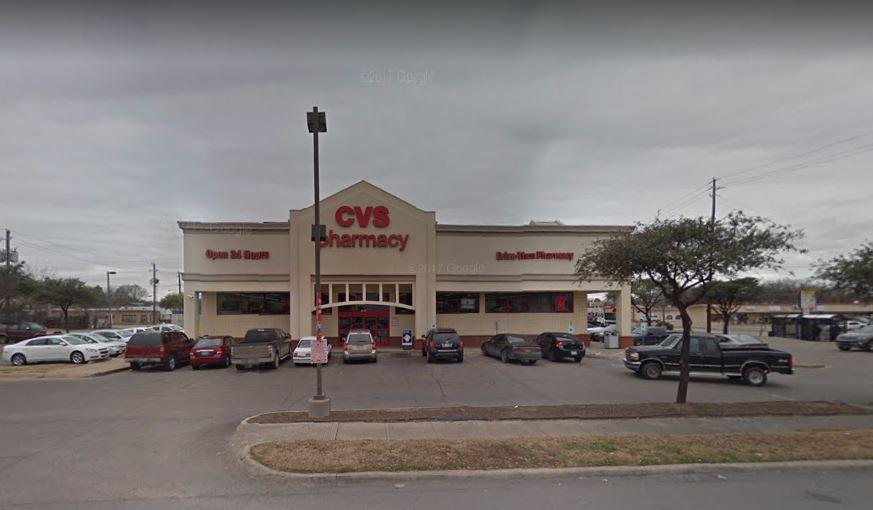 guard at cvs pharmacy chases down kills shoplifter in dallas