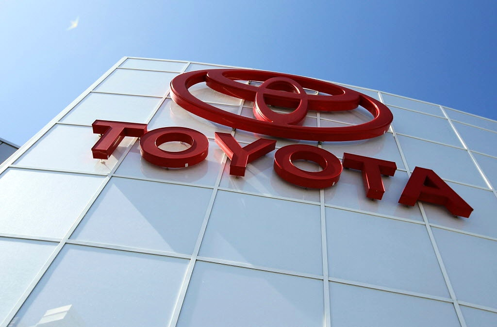 Toyota Sets Aside 100 Million To Seed Robotics Artificial