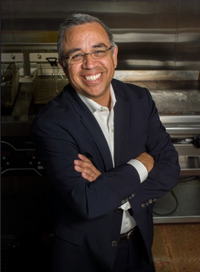 Louis Guerra, the former CEO of Rudy's Tortillas, will continue to run the company. As a division of Teasdale, he said it will have more resources to grow.(Courtesy of Louis Guerra)
