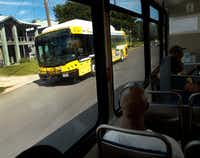 """<p><span style=""""font-size: 1em; background-color: transparent;"""">DART is trying to free up buses on underused routes to accelerate plans to increase how often buses run where more riders need them.</span></p>(Tom Fox/Staff Photographer)"""