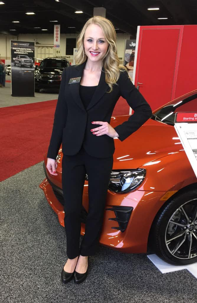 Image result for Detroit-based auto show talent agency follows Toyota to Plano]