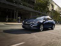 2017 Chevrolet Cruze Diesel(GM)