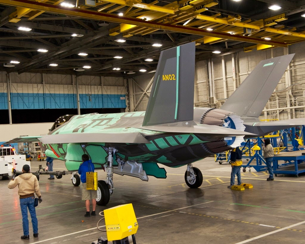 Lockheed Martin To Hire At Least 1 800 In Fort Worth For F 35 Jet