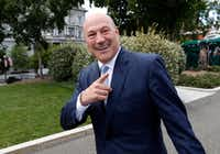 Gary Cohn, director of the National Economic Council(Alex Brandon/The Associated Press)