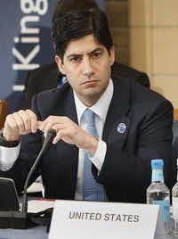 Kevin Warsh, former Federal Reserve Board governor(File Photo/The Associated Press)
