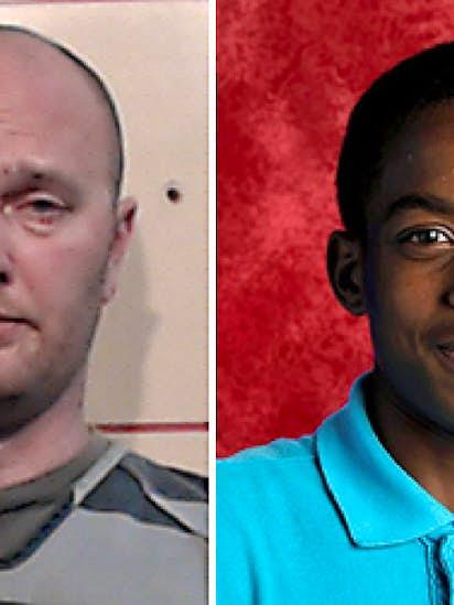 buy online adf42 cd79e Cop  flipped off  car full of teens after killing Jordan Edwards, records  show