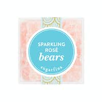 Sugarfina makes Rose All Day Sparkling Rose gummy bears.(Sugarfina)