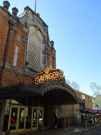 The Saenger Theatre, a historic theater anchoring the Lower Dauphin Street Historic District in Mobile, is a fantastic place to hear music ranging from the local symphony to pop. (Robin Soslow)