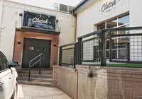 Clutch Bar, located at 2520 Cedar Springs Rd in Dallas, is where a Cowboys source says running back Ezekiel Elliott was involved in an altercation Sunday night.(Ron Baselice/The Dallas Morning News)