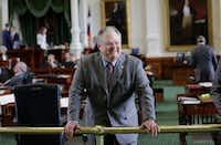 State Sen. Craig Estes, R-Wichita Falls, in the Senate chamber.(File Photo/The Associated Press)