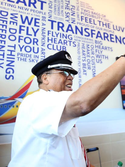 Southwest Airlines partners with universities, flight schools to