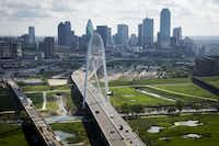 "<p><span style=""font-size: 1em; background-color: transparent;"">Less than 20 percent of the jobs available in Dallas can be reached in under an hour and a half.</span></p>(Smiley N. Pool/Staff Photographer)"