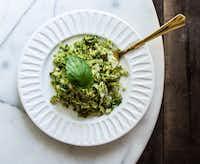 Thai Broccoli Rice(Rebecca White/Special Contributor)