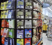 You can pick up gift cards at any local grocery or drug store. (Nati Harnik/The Associated Press)