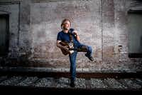 Musician Greg Hall will perform new Americana songs at Poor David's Pub on July 28.(Chris Smith)
