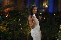 Texas attorney Rachel Lindsay stars in the 13th edition of ABC's <i>The Bachelorette</i>.(Paul Hebert/ABC)