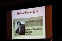 "Roberto Gonzalez Barrera was inducted into the Tortilla Industry Association's Hall of Fame earlier this year.(<p><span style=""font-size: 1em; background-color: transparent;"">PRNewsfoto</span></p>/<p>Gruma en Estados Unidos<br></p><p><br></p>)"