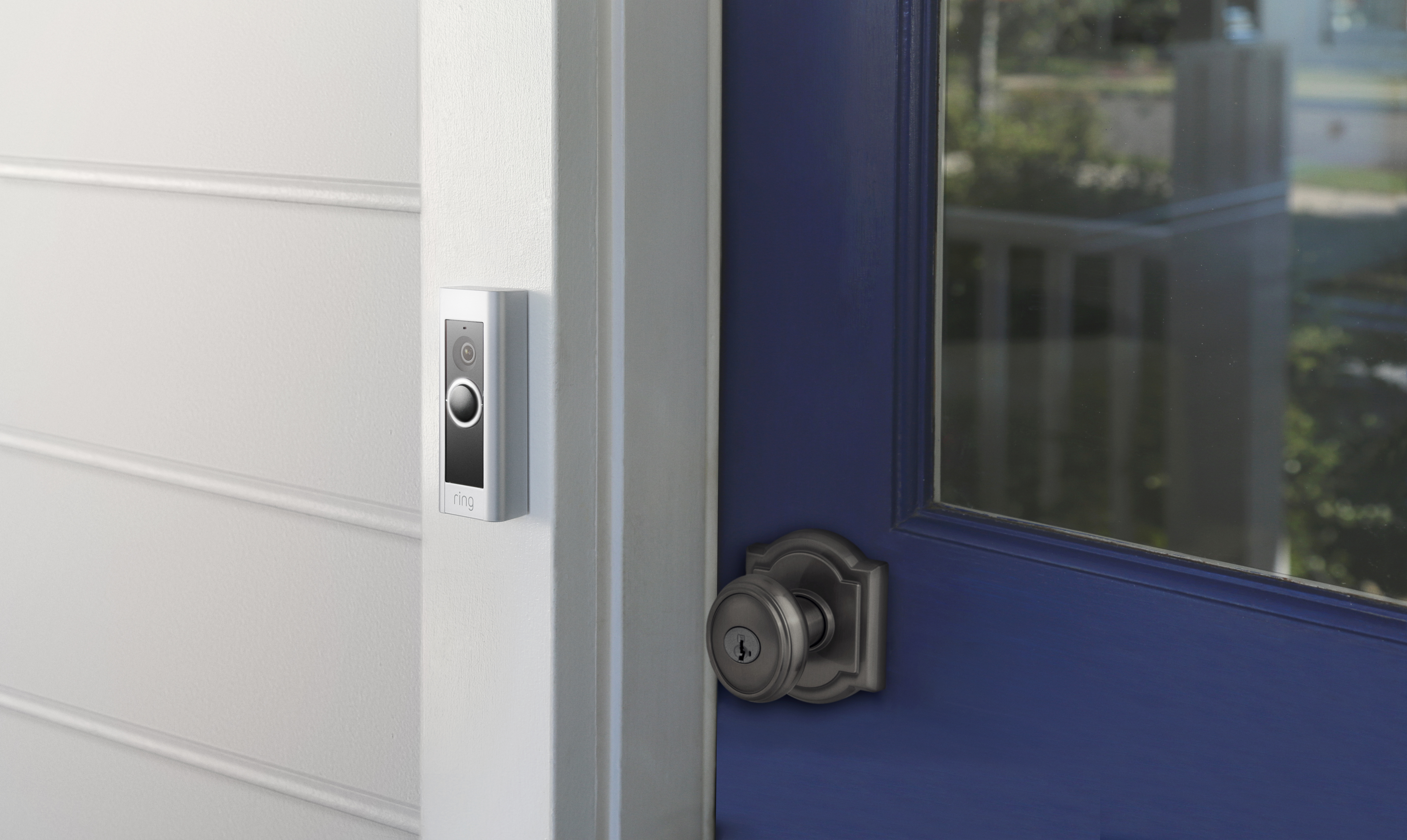 Ring Video Doorbells And Cameras Can Give You Peace Of Mind Wiring Door Chimes In Parallel Technology Dallas News