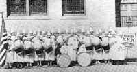 "Ku Klux Klan women's drum corps.(<p><span style=""font-size: 1em; background-color: transparent;"">Texas/Dallas History and Archives Division, Dallas Public Library.</span></p>/)"