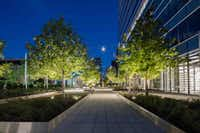 Part of Serendipity Labs' new location will open to the sculpture walk at KPMG Plaza.(Hall Group)