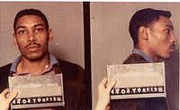 Spencer was arrested in March 1987 by Dallas police.(Dallas Police Department)