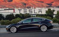 At $35,000, the Model 3 is Tesla i•s the first true mass-market electric sedan, and a moment of truth for the company. (Tesla Motors/The New York Times)