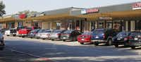 Improvements are coming to Wynnewood Village shopping center.(Ron Baselice/Staff Photographer)