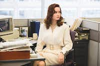 Brie Larson plays Jeannette Walls in <i>The Glass Castle</i>.(Jake Giles Netter/Lionsgate)