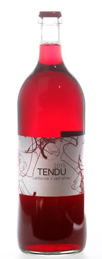 Tendu Red Wine(Nathan Hunsinger/Staff Photographer)
