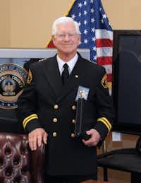 Rockwall County Sheriff Harold Eavenson.(File Photo)