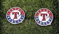 Texas Rangers cufflinks are some of the hundreds of designs they make for clients all over the world. Shot on Friday, November 7, 2014 in Dallas, Texas. (David Woo/The Dallas Morning News)(David Woo/Staff Photographer)